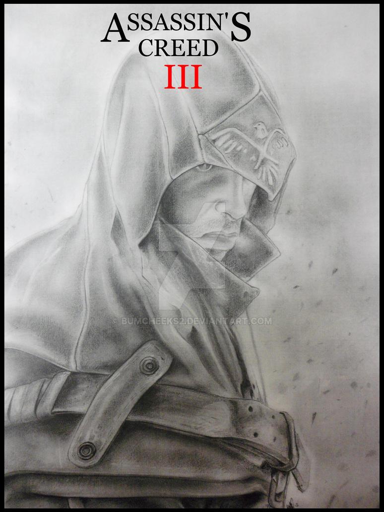 ASSASSIN'S CREED III (3) VARIANT by BUMCHEEKS2