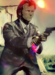 CLINT EASTWOOD DIRTY HARRY VARIANT