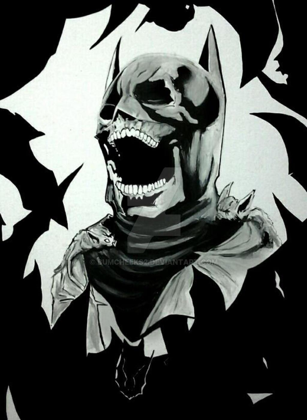 BATMAN by BUMCHEEKS2