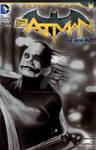 JOKER SKETCH ON A BLANK BATMAN COMIC by BUMCHEEKS2