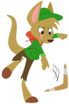 True Tail Pledge Reward: Fausto Roo