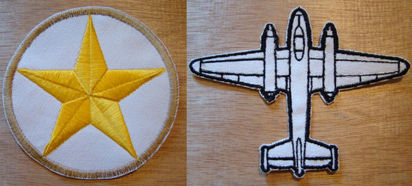 Hetalia Patches by rogueymu