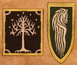 Lord of the Rings patches