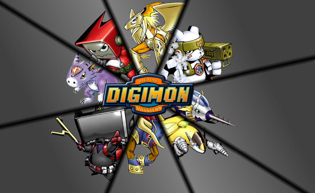 Favorite Digimon Wallpaper by IDragonWishI on DeviantArt