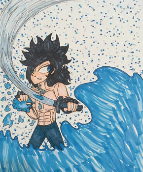 Samurai Tsunami