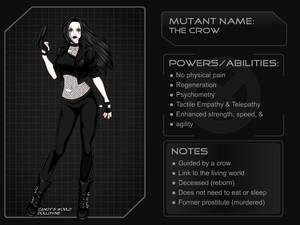 X-Girl The Crow