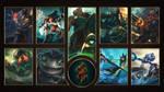 [League of Legends] Bilgewater Wallpaper