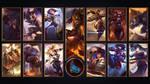 [League of Legends] Demacia Wallpaper