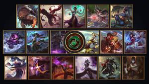 [League of Legends] Ionia Wallpaper