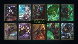 [League of Legends] Zaun Wallpaper
