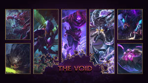 [League of Legends] The Void Wallpaper