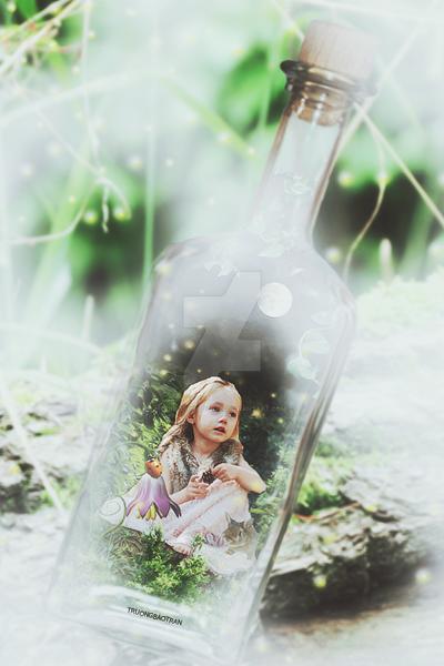 The little girl - BT by TRUONGBAOTRAN