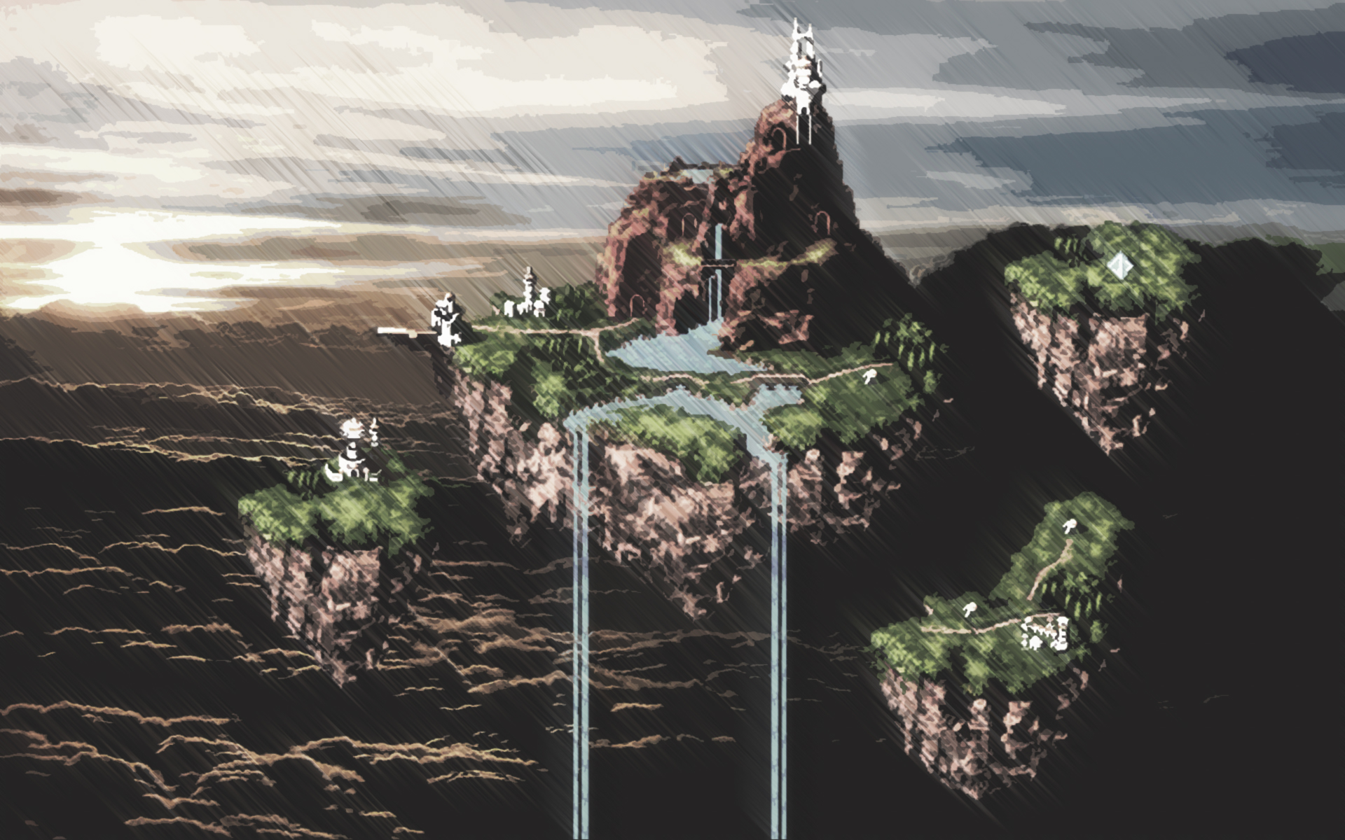 The best Chrono Trigger wallpaper I have found so far ...