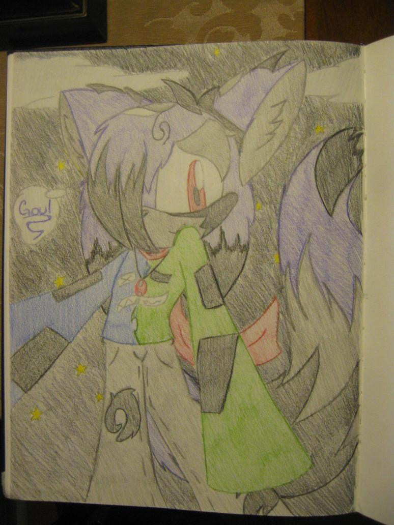 :Gift: Ghoul by SHADOWFAN996