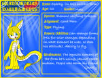 GMT Profile sheet: Sparky by SHADOWFAN996