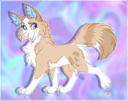 || Mintydoge | COMMISSION by Blake-Rosey