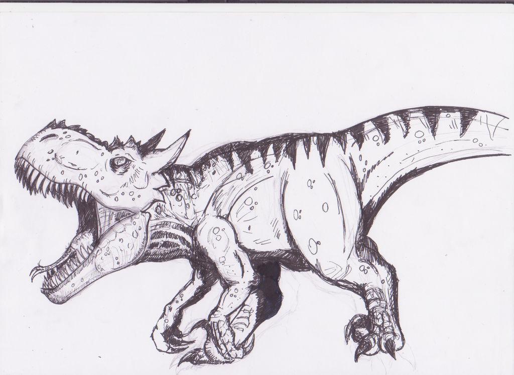 Diablorus rex concept art