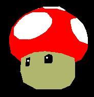 la mushroom by parsonz