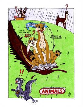 Animals-The Ride