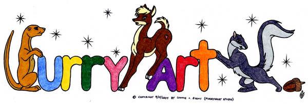 Furryhart's Logo by Furryhart