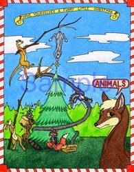 Animals Christmas