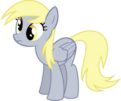 Derpy Hooves (request) by LMan225