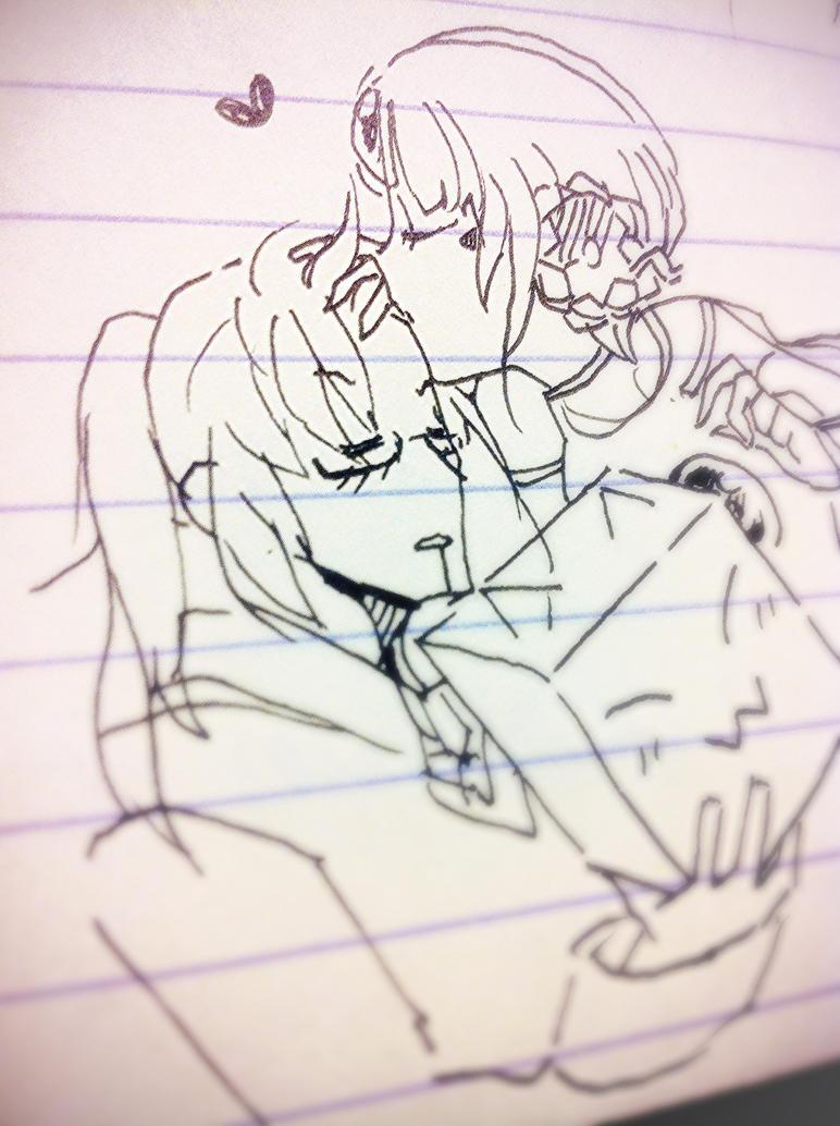 [Elsword] good night my slave by mishojo