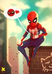 Spider Man (White Spider)