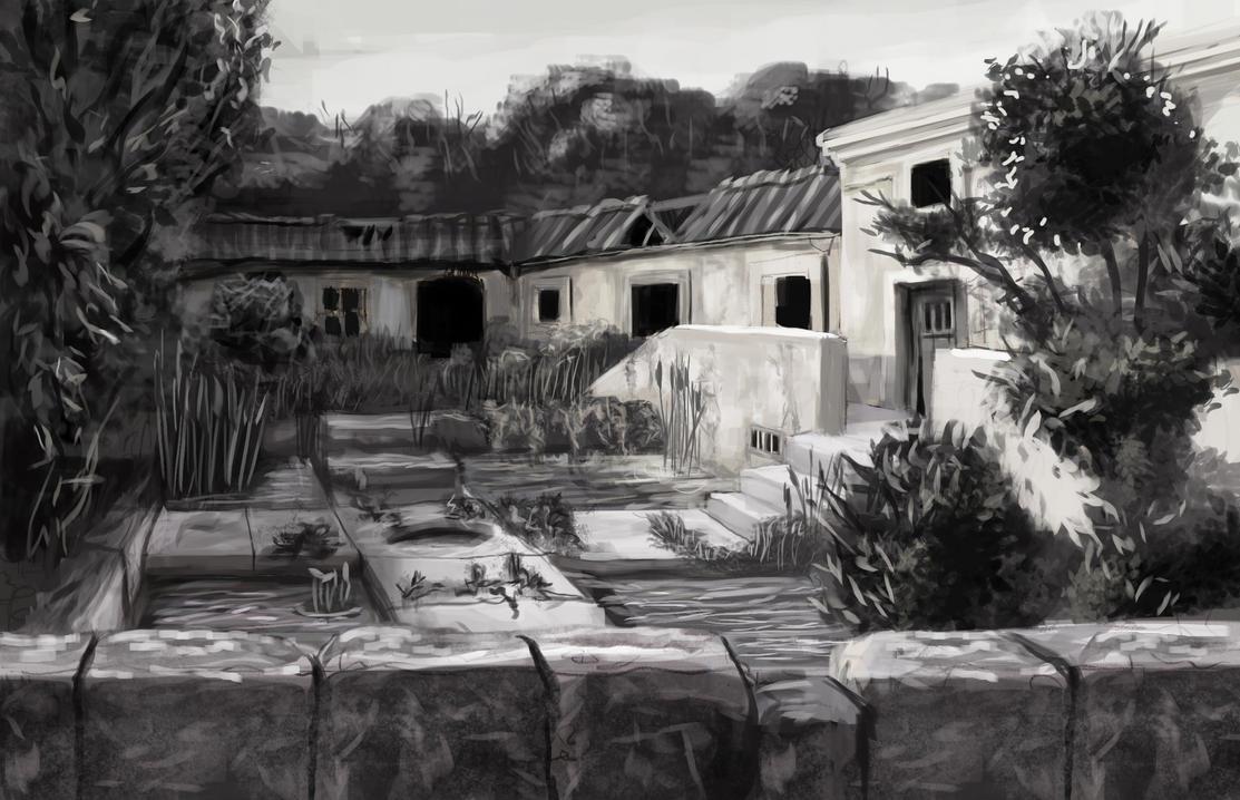 Abandonnedyard by carocha