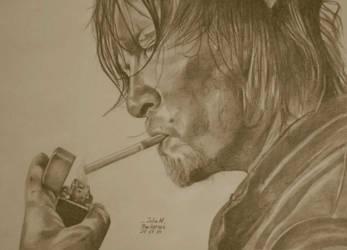 Daryl Dixon - TWD by juli1612