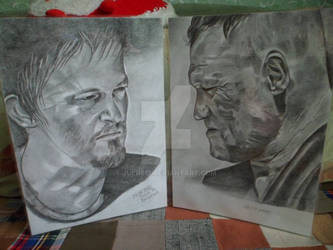 Dixon Brothers by juli1612