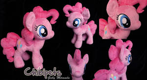 Pinkie Pie custom plush