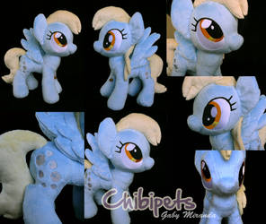 Derpy custom plush auction by Chibi-pets