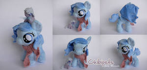 Bubblepop custom plush