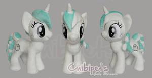 Ghostscoop Oc Custom Plush by Chibi-pets