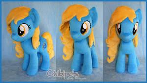 IE Pony Custom Plush by Chibi-pets
