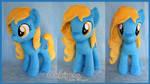 IE Pony Custom Plush