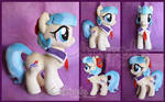 Coco Pommel Custom Plush