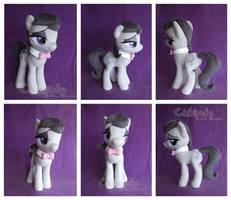 Octavia Custom  Plush by Chibi-pets