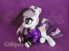 Countess Coloratura Custom Plush by Chibi-pets