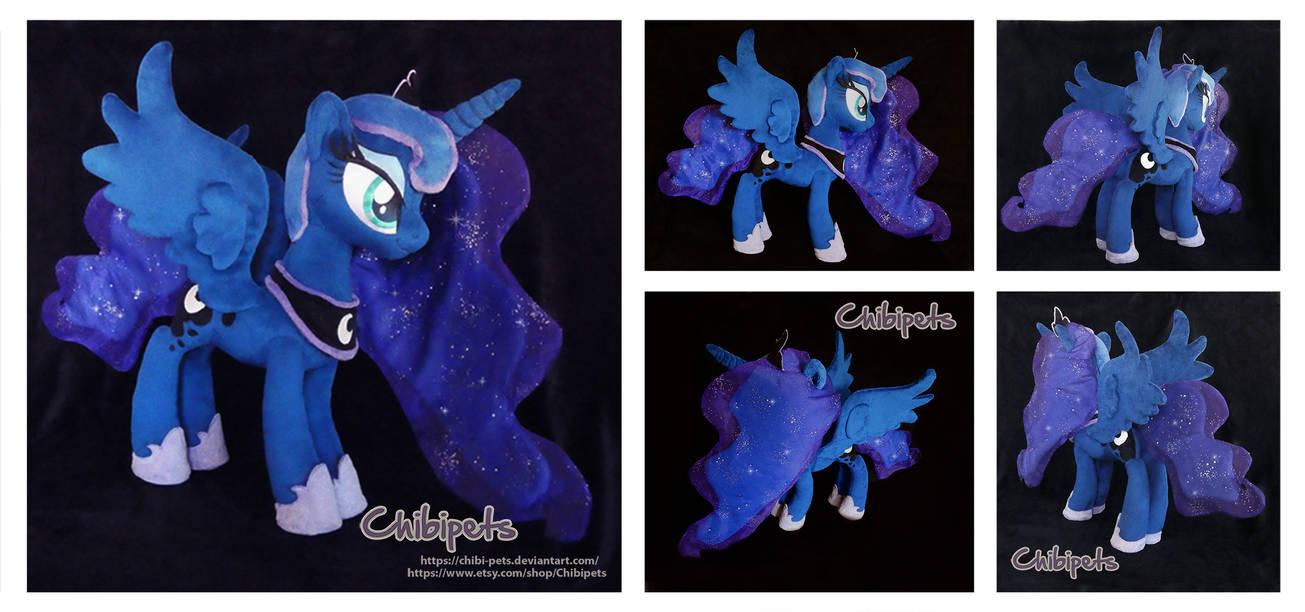 Princess Luna Custom Plush