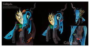 Queen Chrysalis Custom Plush