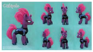 Tempest  Shadow  Custom Plush