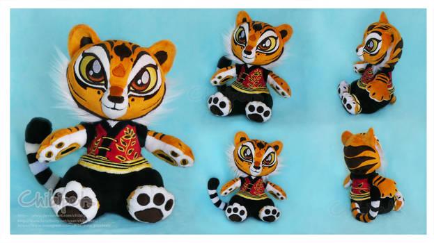 Master Tigresss Chibi Custom Plush