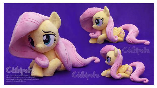 Fluttershy Handmade Custom Plush