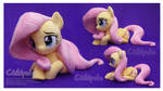 Fluttershy Handmade Custom Plush by Chibi-pets
