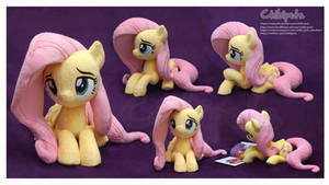Fluttershy Custom Plush 02
