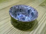 Blue and purple pot by Potterycat