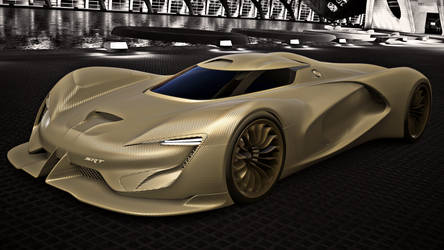 GT6 Redux - Dodge SRT Tomahawk Vision Gran Turismo
