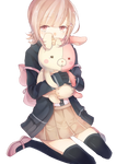 Chiaki Nanami (Super Dangan Ronpa 2) Render